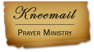 Knee Mail Prayer Ministry